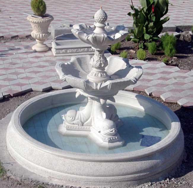Садовые фонтаны из бетона москва стоимость бетона пенза