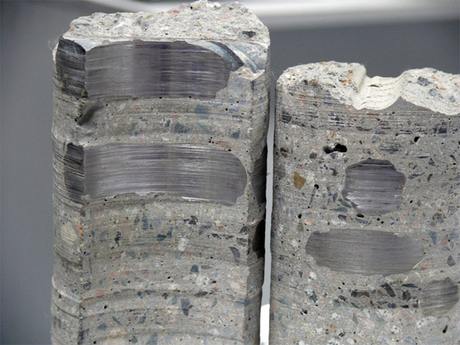 Материалы из фибробетона заливка забора бетоном