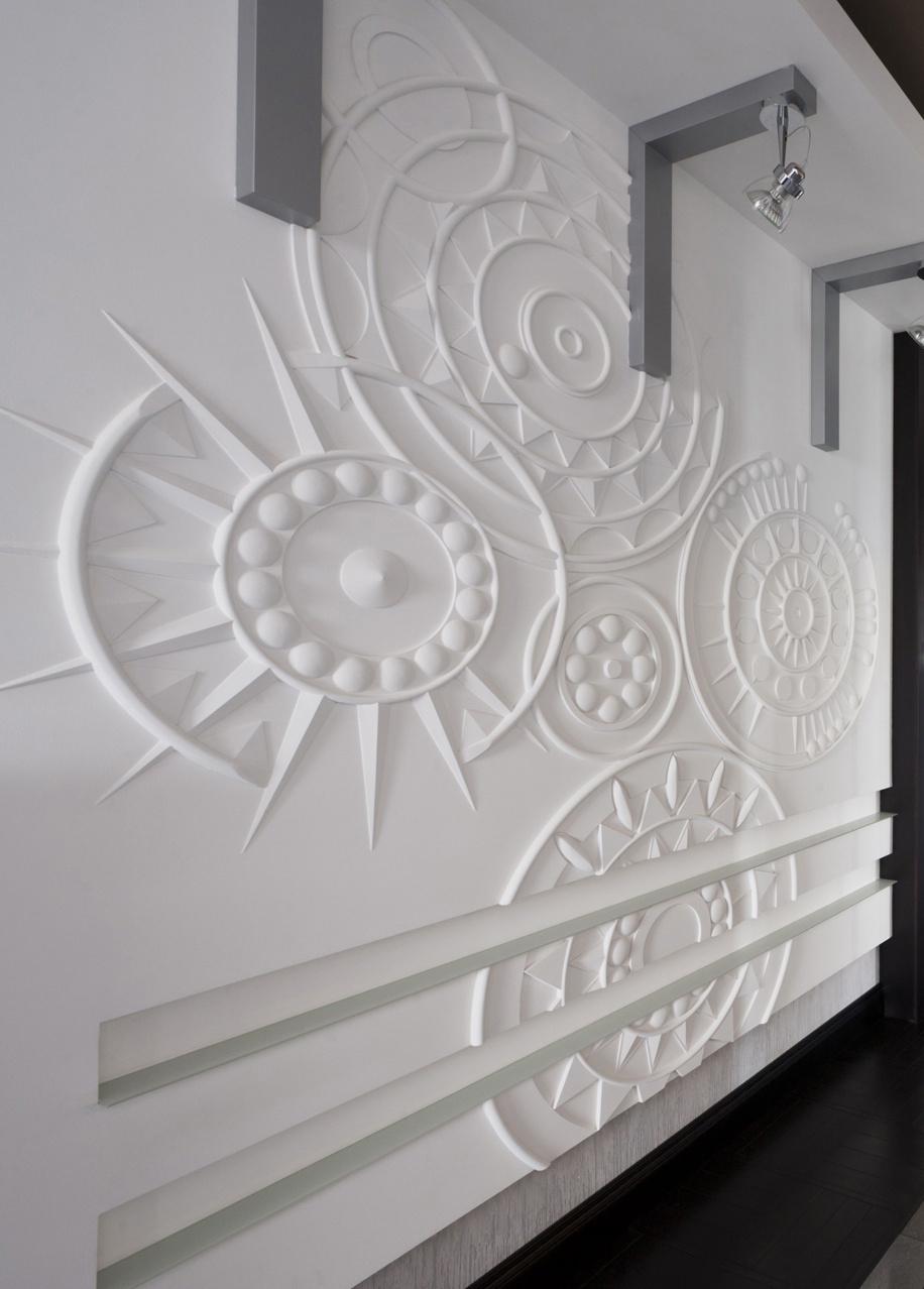 круглые панно на стену